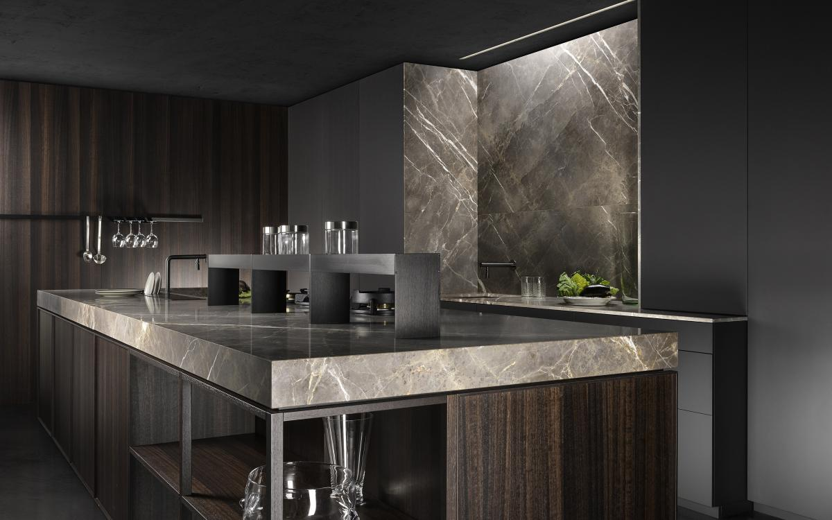 "Designer Kitchens Made in Italy: introducing our new entry ""Kuadra"""