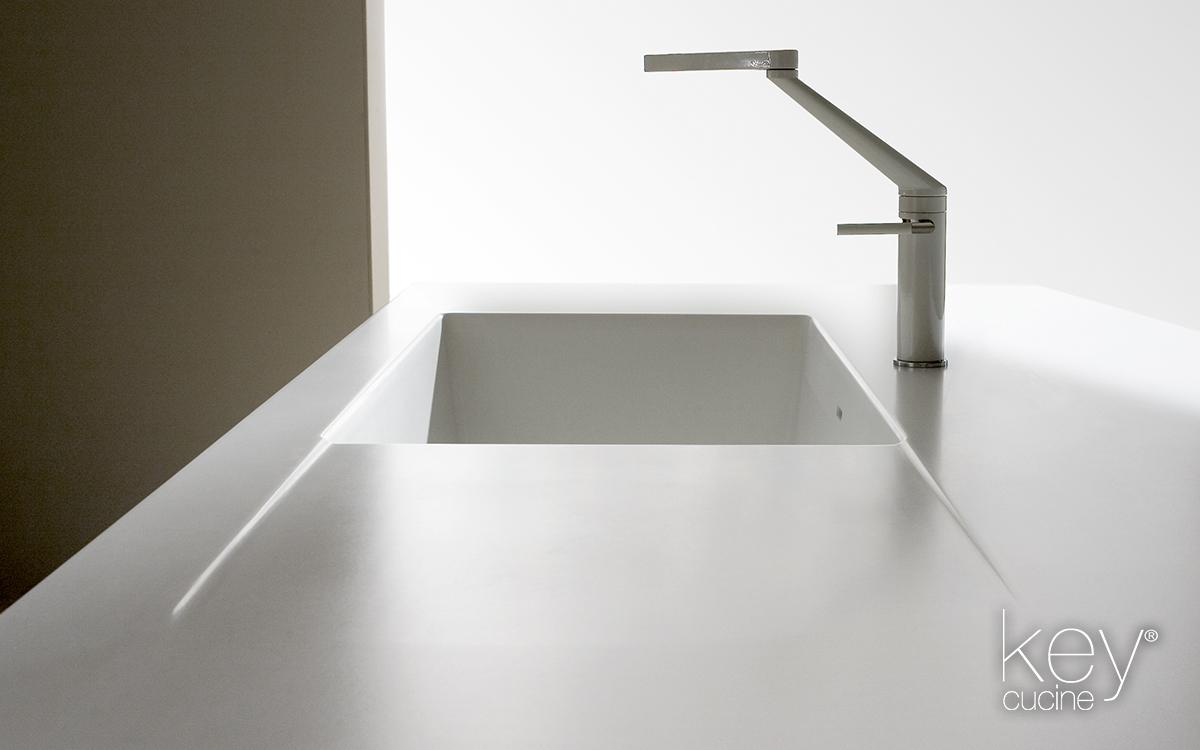 Corian®, a Solid Surface material for kitchen worktops