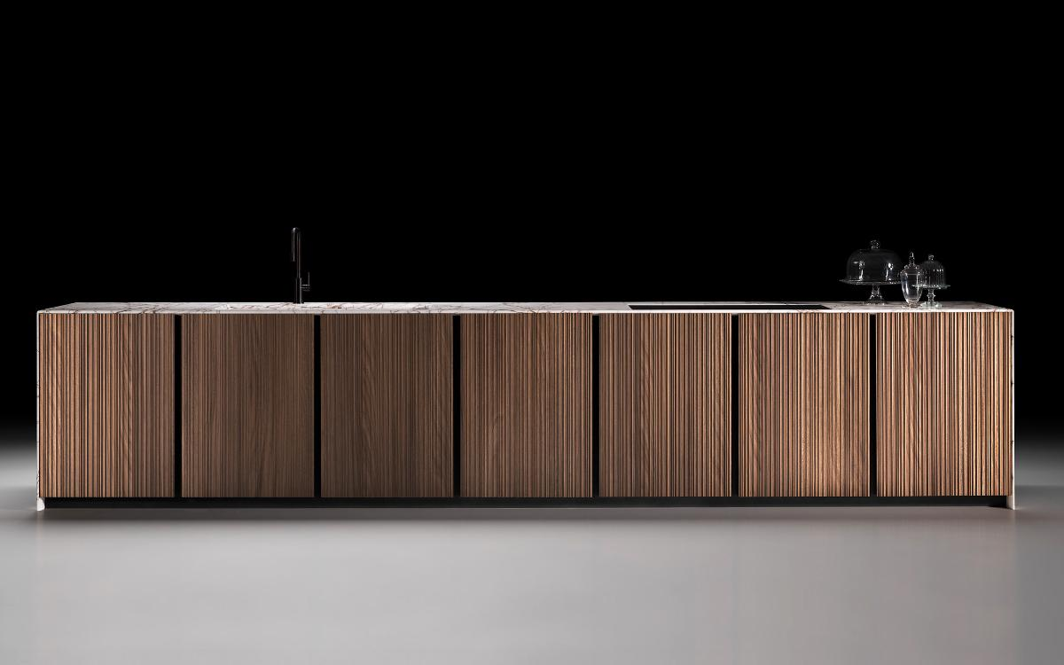 Announcing the new KU45 Stripe by Key Cucine: design and character