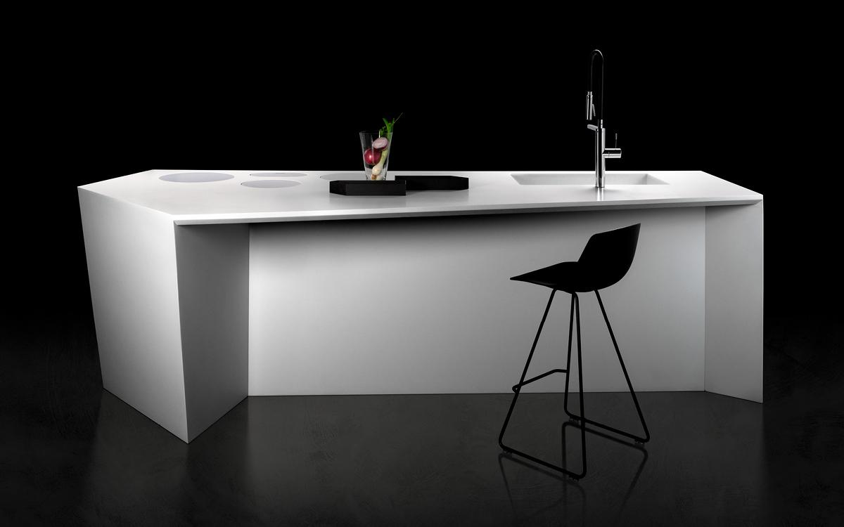 Y45, the monolith kitchen | Key Cucine