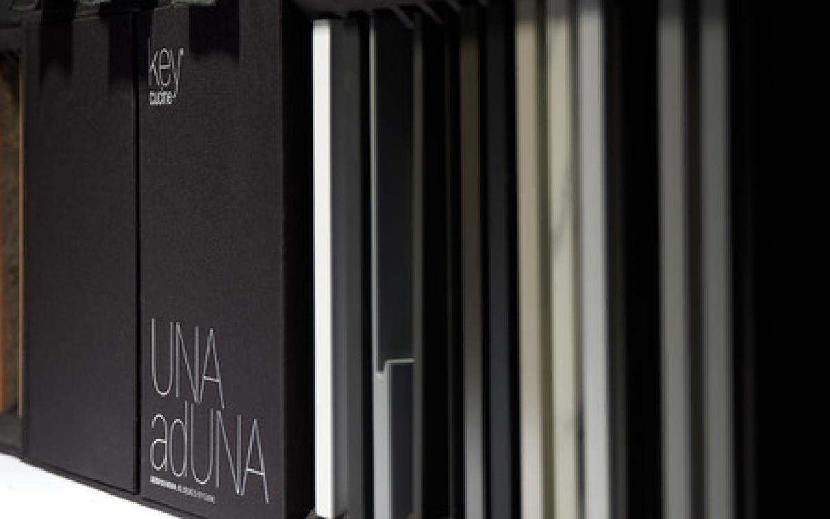 Key Cucine's Materic Library: bringing value to dealers and partners