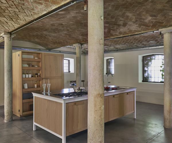 Steel Kitchen