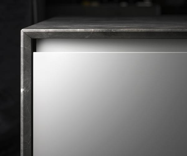 Cucina in acrilico